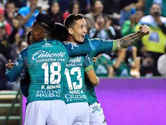 León gana su primer partido del torneo