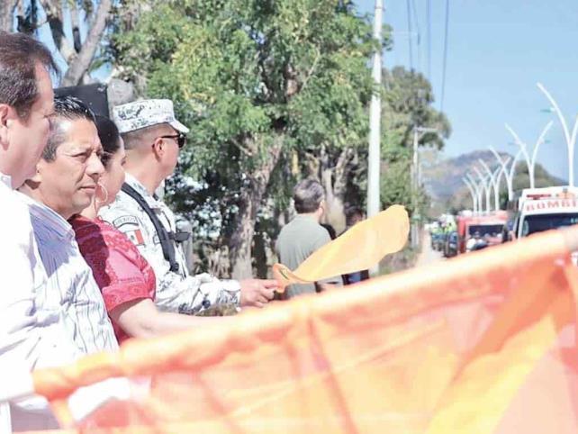 Preside Llaven banderazo de Operativo Feria Segura
