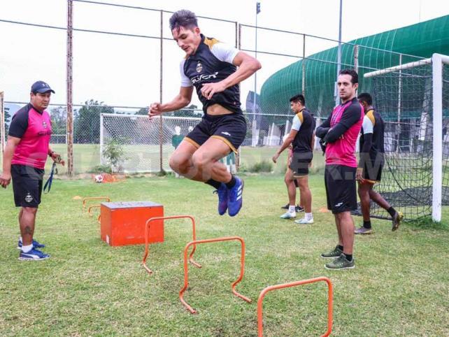 Reanudan preparación para Copa MX
