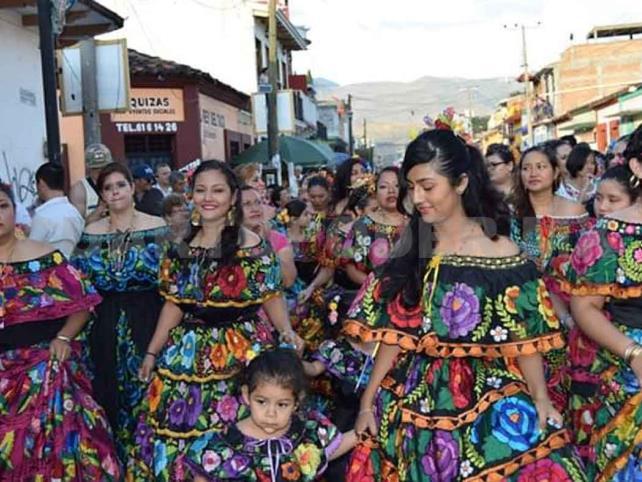 El 14 de enero es el día de las chiapanecas