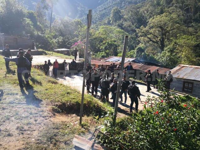 Restituye Fiscalía 209 hectáreas invadidas