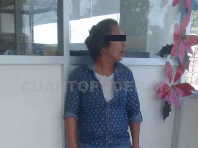 Fémina logra escapar; la tenían secuestrada