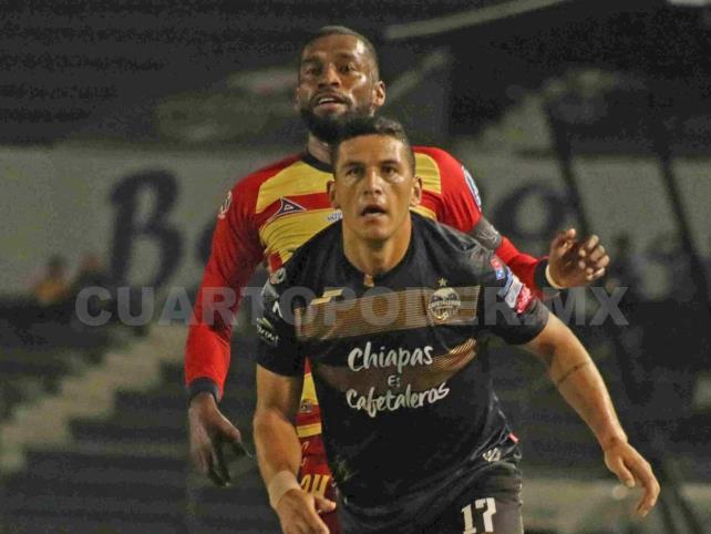 Díaz piensa en concretar el pase en Copa