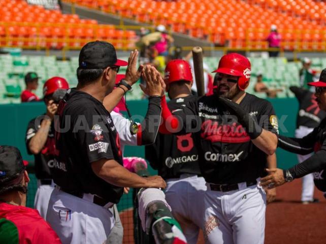 México suma su segundo triunfo