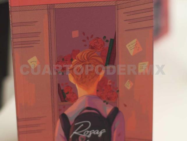 Rosas anónimas, el relato de Dulce Luna