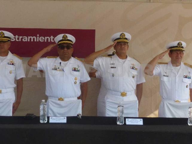 Inician servicio militar 184 jóvenes