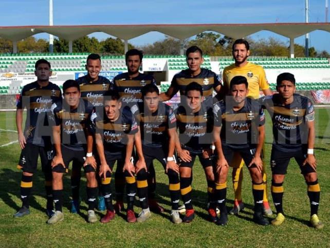 Tapachula sacó un empate con sabor a triunfo