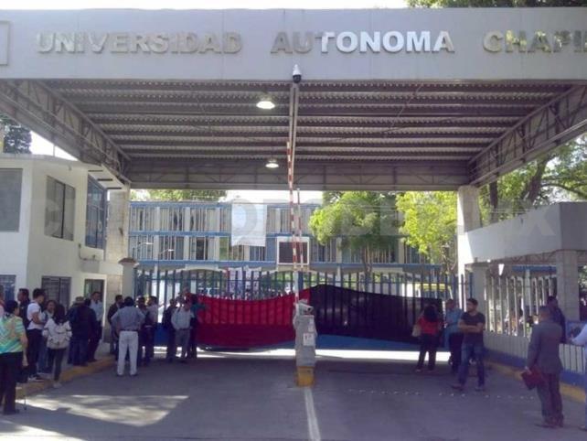 Estudiantes se solidarizan con Chapingo