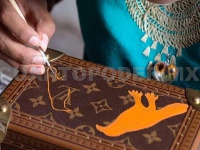 Artesanos que trabajaron con Louis Vuitton, se defienden