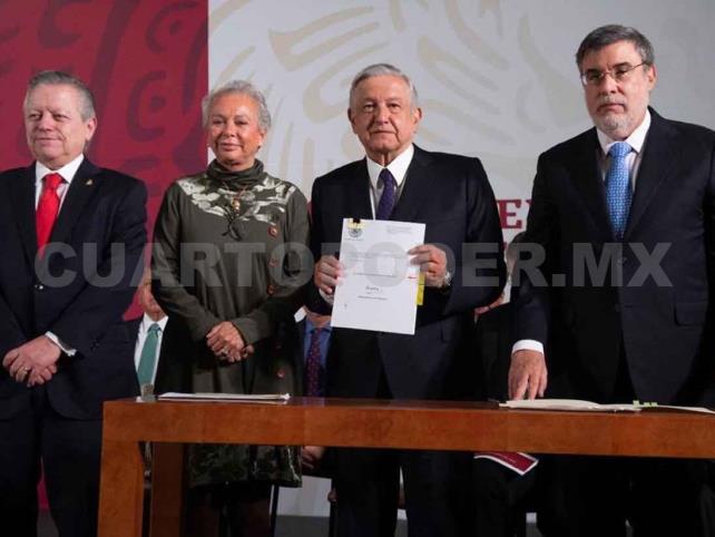 Reforma al PJF va contra la corrupción