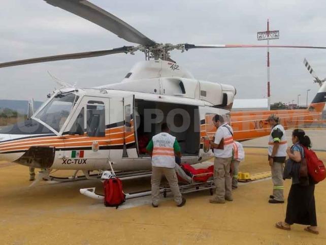 Rescates aéreos han salvado 149 vidas