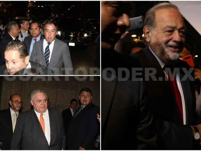 """""""Pase de charola"""", similar al de Salinas: Ruffo Appel"""