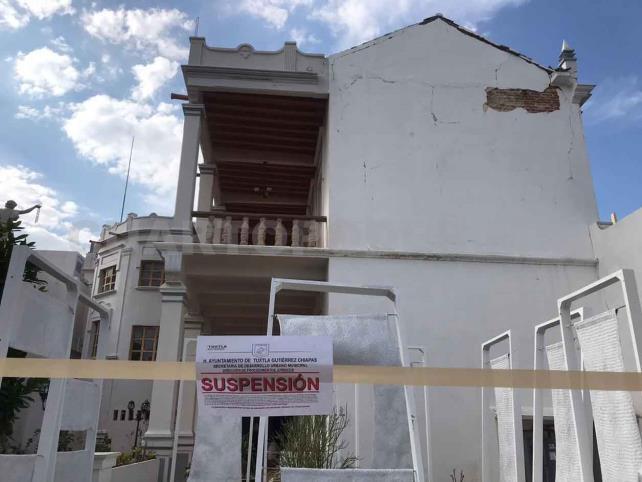 Restaurarán Museo de la Ciudad sin finalizar proyecto