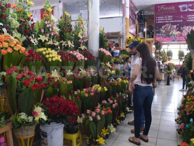 Floricultura, el gran potencial chiapaneco