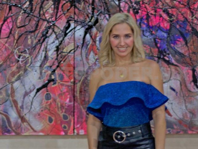 Rebeca Segura, una viajera con el arte