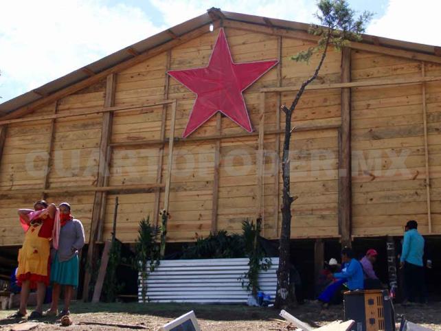 EZLN realiza concentraciones
