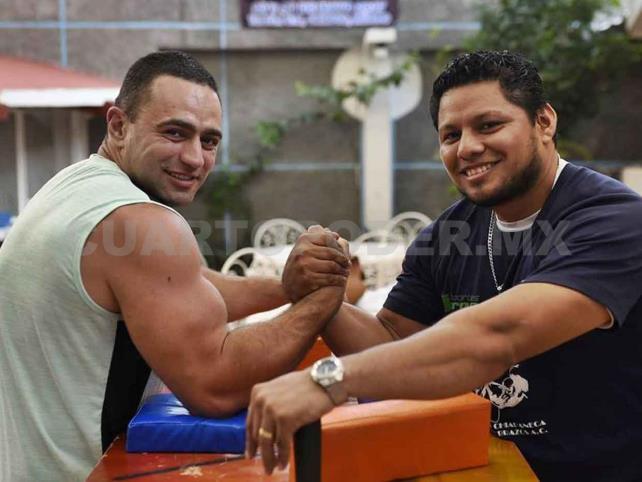 Torneo Internacional de Vencidas en Chiapas
