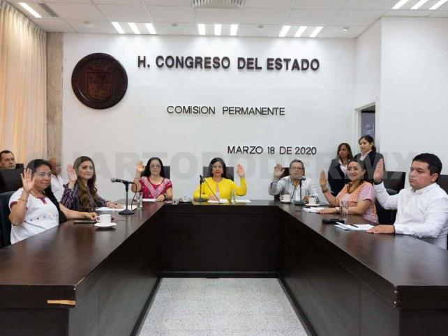 Legisladores paralizan actividades en Chiapas