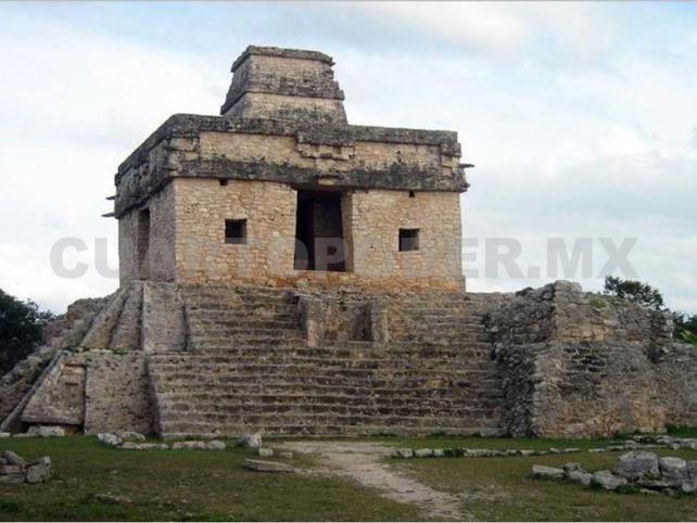 Sin público, zona maya recibió la primavera