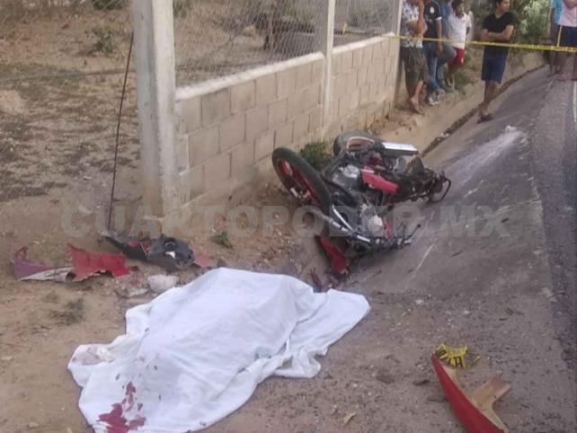 Fallece joven al ser arrollado por camión torton