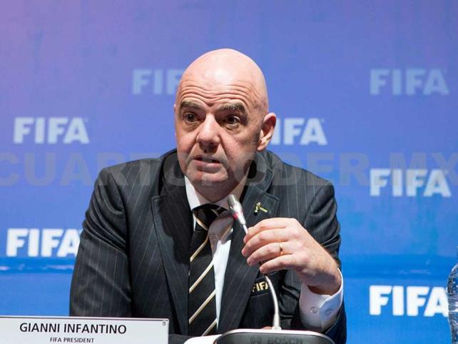FIFA ayuda con 10 mdd a la OMS