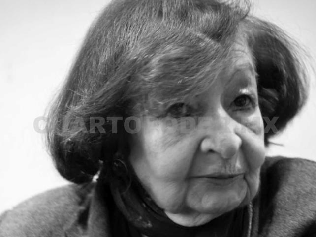 Amparo Dávila gana el Premio Ibargüengoitia