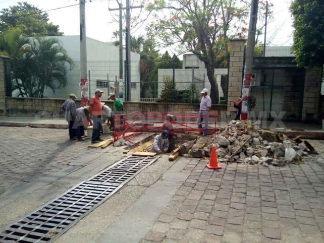 Obras en la ciudad no se detendrán