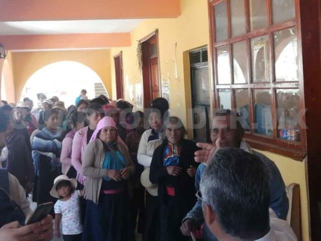 Piden apoyo de autoridades para evitar conflicto
