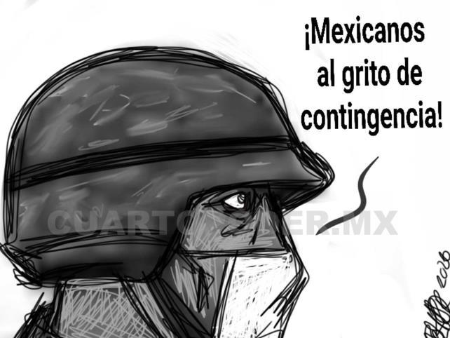 México en estado de emergencia