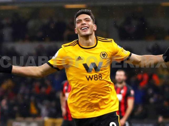 Wolverhampton se corona con gol de Jiménez