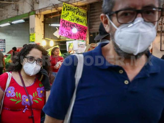 México suma mil 569 defunciones por Covid-19