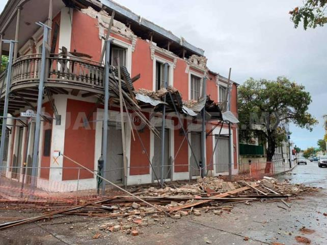Temblor de 5.5 grados sacude a Puerto Rico