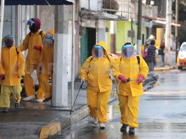 Van dos mil 507 muertes por Covid-19 en México