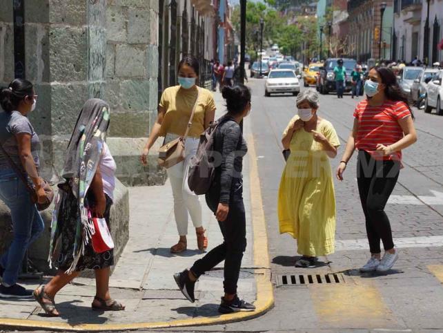 México supera los 35 mil casos de Covid-19