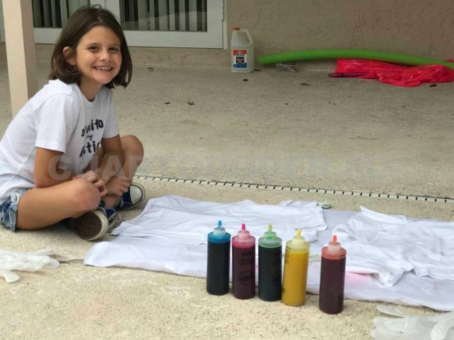 Cómo pintar camisetas a mano
