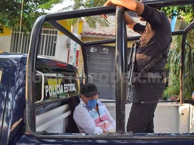 Fue detenido por arrollar y encañonar a automovilista