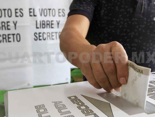 Realizarán elecciones con blindaje sanitario