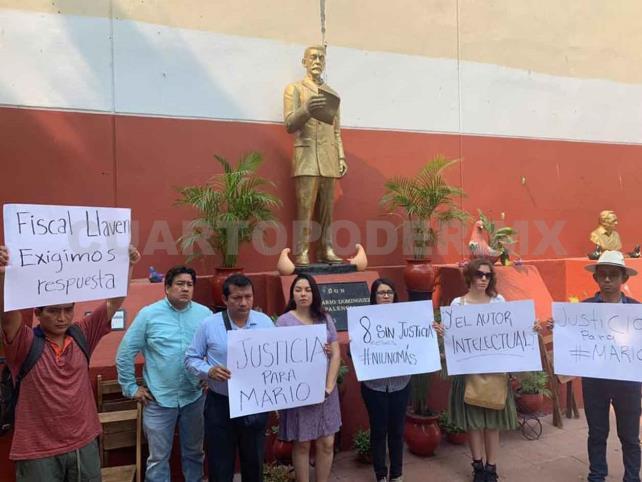 Anuncian juicio contra asesinos de Mario Gómez