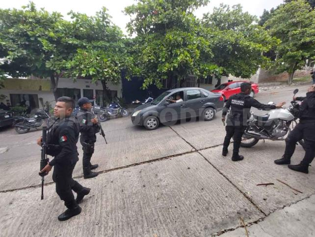Armados obtienen 215 mil pesos en un asalto
