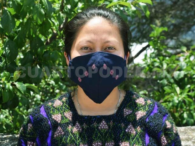 Artesanas de Chenalhó en crisis por pandemia