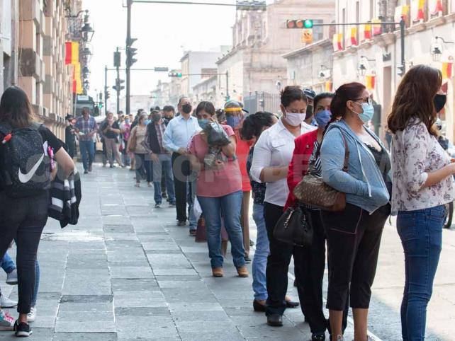 Suman 10 mil 637 muertes por Covid-19 en México