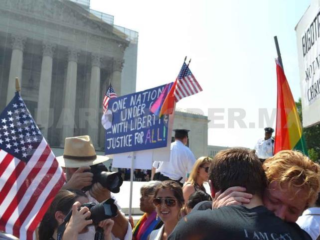 Suprema Corte de EU protege a LGBT