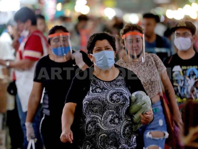 México rompe la cifra de 24 mil muertes