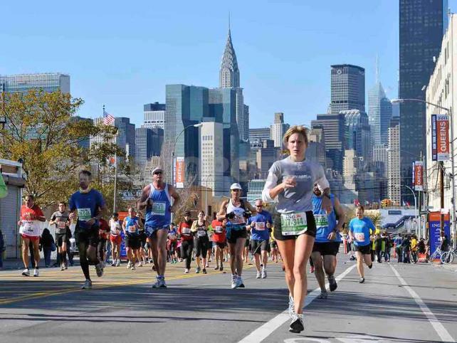 Cancelan la Maratón de Nueva York