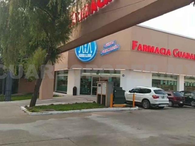 Asaltan otra farmacia Guadalajara en Tuxtla