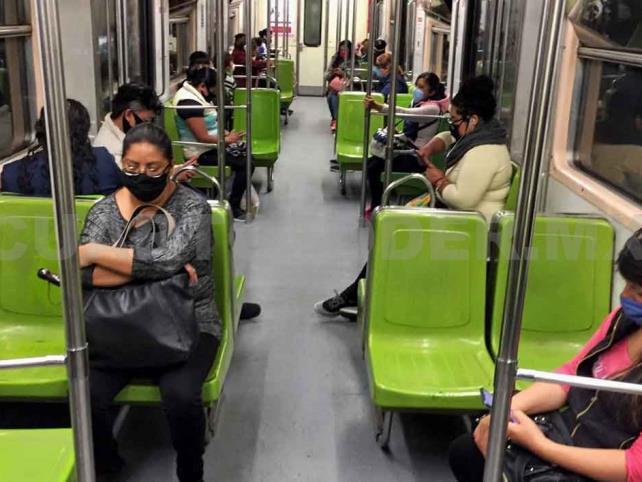 El paso del coronavirus en México