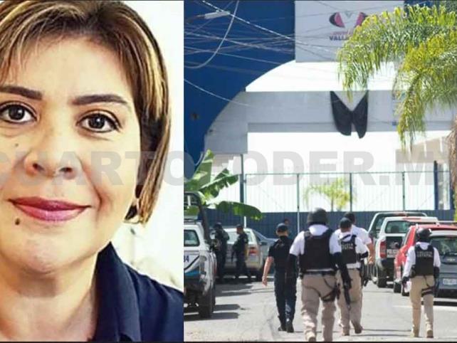 Asesinan a rectora de la Universidad de Valladolid