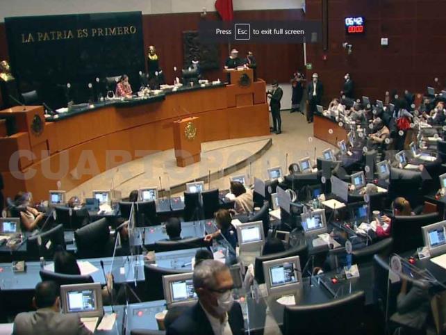 Senado aprueba Ley sobre Propiedad Industrial