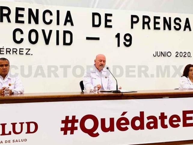 Supera Chiapas los cuatro mil casos de Covid-19