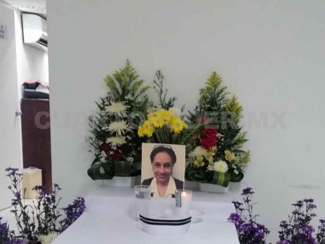 Fallece jefa de enfermeras del Hospital Juárez
